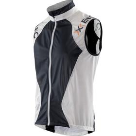 X-Bionic Spherewind Running Vest Men white/black